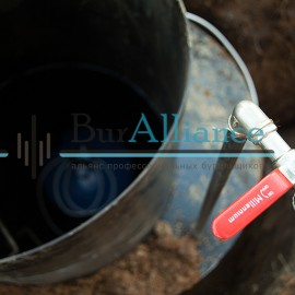 обустройство водяной скважины