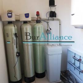 очистка воды в загородном доме до питьевой