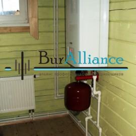 установить системы отопления в частном доме