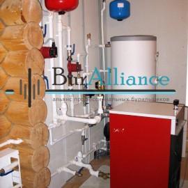 прокладка отопления в частном доме