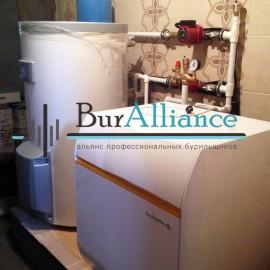 индивидуальное отопление в частном доме