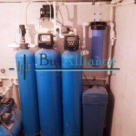 система водоочистки для загородного дома
