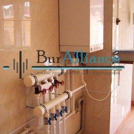 проводка отопления в частном доме
